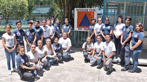 cchvallejo-estudiantes-voluntarios-oprotecció-civil-UNAMGlobal