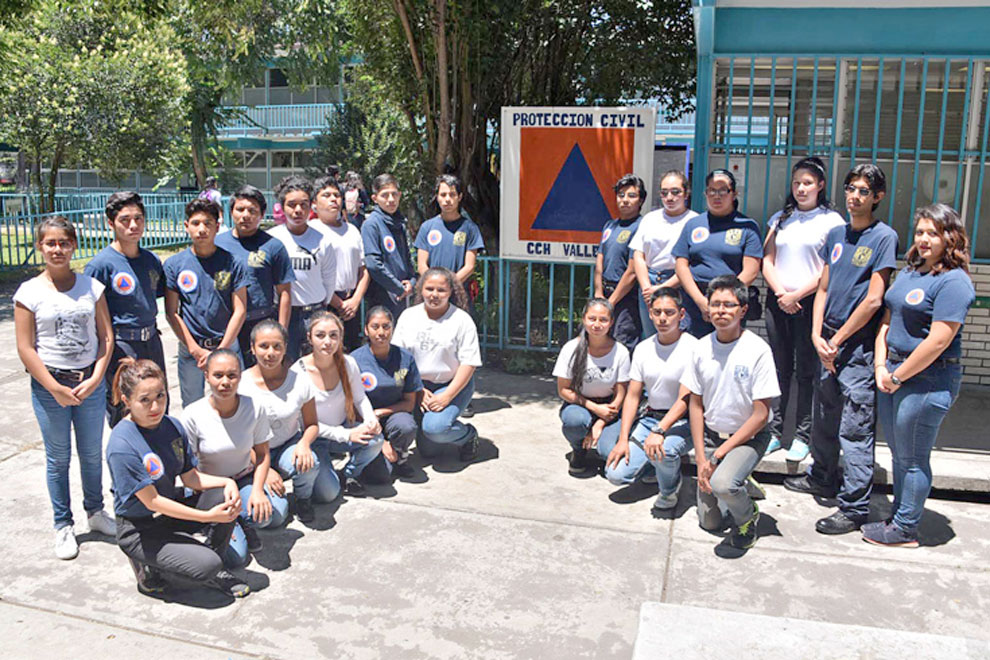 cchvallejo-estudiantes-voluntarios-oprotecció-civil-UNAMGlobal