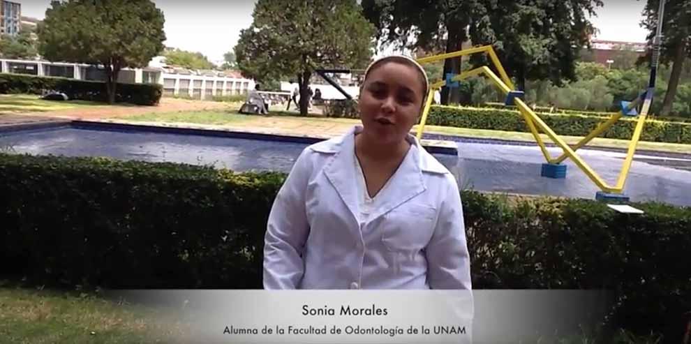 Sonia-Morales-Brigadas-Odontologicas-UNAMGlobal