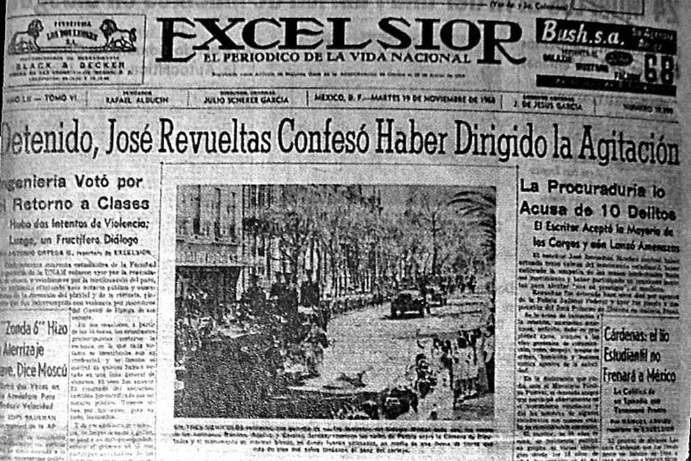 Movimiento-'68-CU-Excélsior-UNAMGlobal