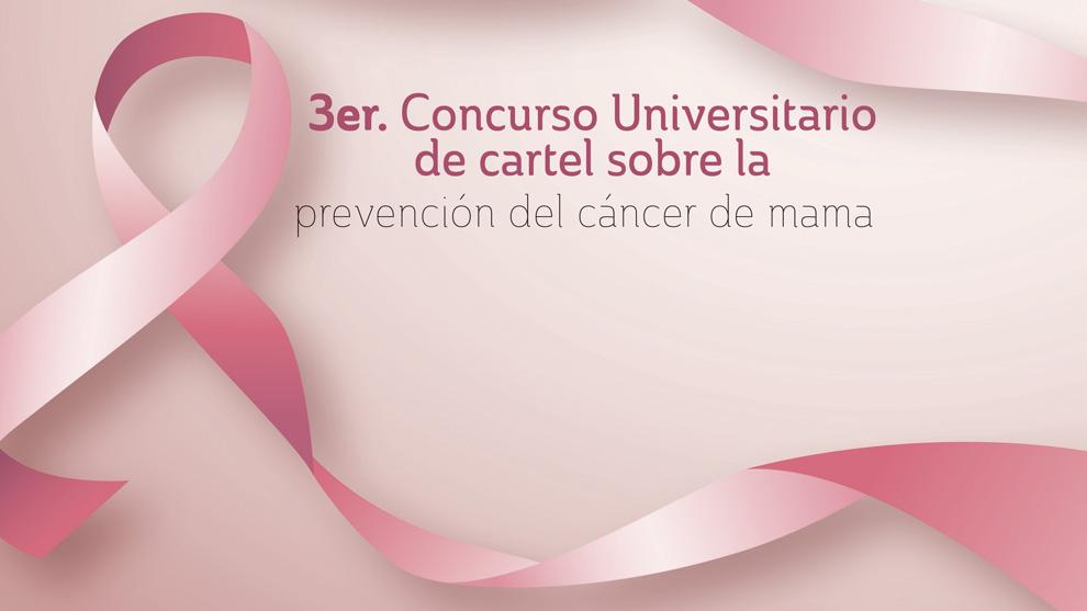 Cartel-concurso-cáncer-mama-UNAMGlobal