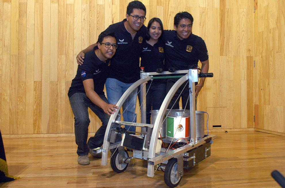 Marte-premio-NASA-con-robot-explorador-UNAMGlobal