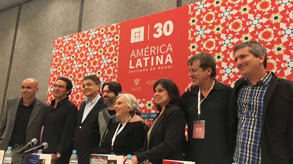 Mesa-premios-alfaguara-idioma-español-UNAMGlobal
