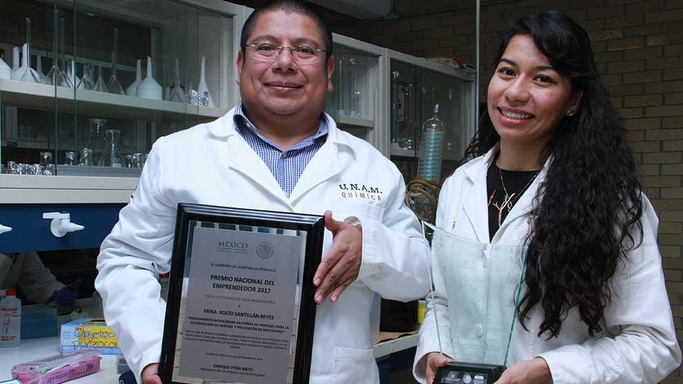 Premio-del-emprendedor-2017-Erika-5-UNAMGlobalR