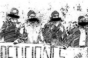 Marcha-del-silencio-Dibujo-UNAMGlobal