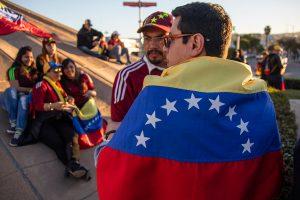 """""""Maduro-no-va-a-caer""""-UNAMGlobalR"""