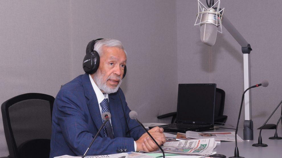 MIGUEL-GRANADOS-CHAPA-PERIODISTA- RADIO-UNAM-COLONIA-DEL-VALLE-CDMX-UNAMGlobal