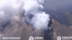 Popocatépetl-crece-domo-en-cráter-UNAMGlobalR