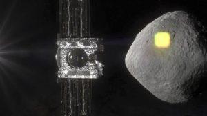 Nasa-minerales-acuiferos-en asteroide Bennu-UNAMGlobalNasa, hallan minerales acuiferos en asteroide Bennu-UNAMGlobal