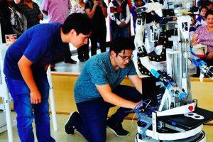 golem-robot-participante-competencia-internacional-UNAMGlobal