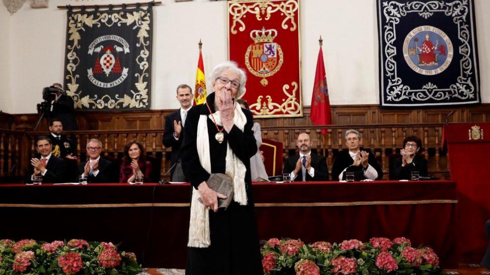 premio-Cervantes2018-poeta-IdaVitale-UNAMGlobal