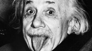 Einstein-oler-con-tu-lengua-UNAMGlobalR