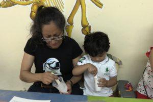 noches-museo-geología-talleres-replicas-fósiles-UNAMGlobal
