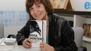 Rosa-Montero-ficción-UNAMGlobal