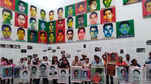 homenaje-normalistas-Ayotzinapa-AiWeiwei-MUAC-UNAMGlobal