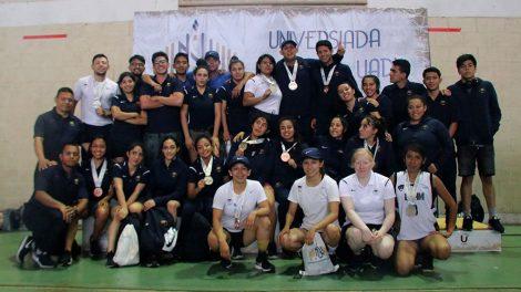 atletas20-auriazules-tercer-lugar-general-universiada2019-UNAMGlobal
