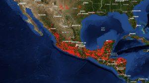 detectan-incendios-satélites-territorio-mexicano-UNAMGllobal
