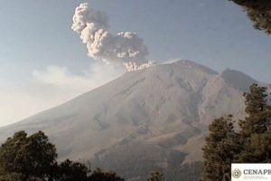 explosiones-DonGoyo-CENAPRED-informa-semáforo-alerta-UNAMGlobal