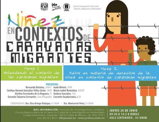 migración-forzada-infantil-adolescente-derechos-humanos-UNAMGlobal
