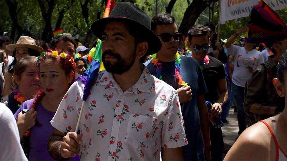 derechos40-comunidad-LGBTTTI-respeto-manifestación-UNAMGlobal