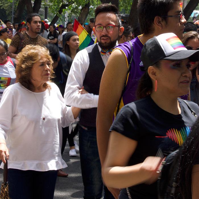 derechos24-comunidad-LGBTTTI-respeto-manifestación-UNAMGlobal