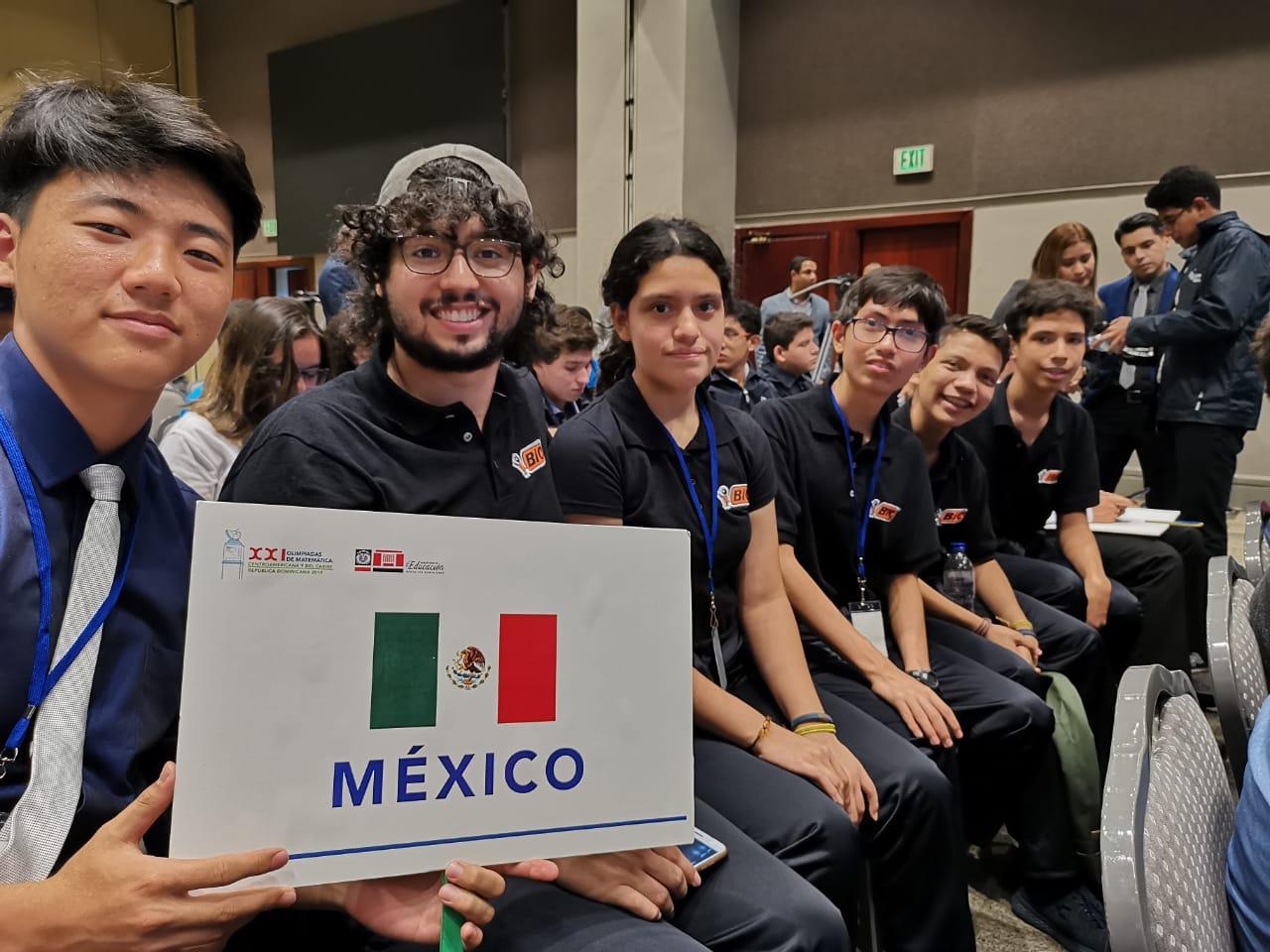 México-campeón11-olimpiada-centroamericana-matemática-UNAMGlobal