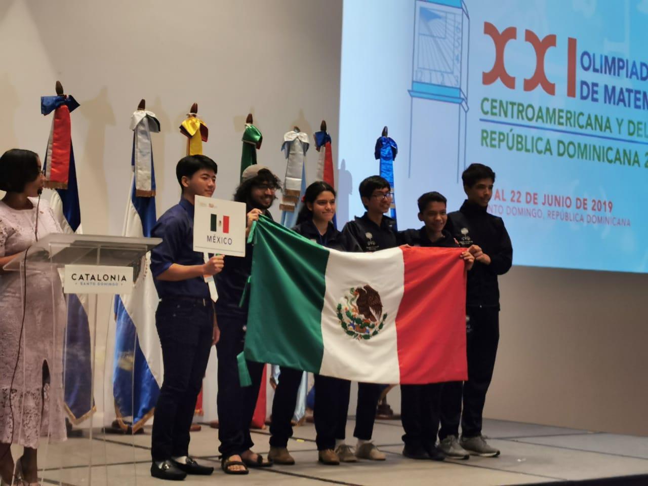 México-campeón9-olimpiada-centroamericana-matemática-UNAMGlobal