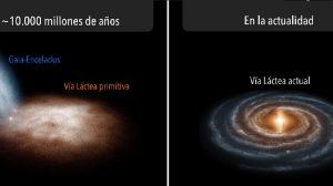 Nacimiento-Vía-Láctea-recreación-artística-UNAMGlobal