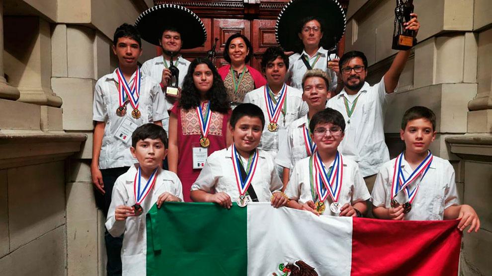 niños3-genio-oro-matemáticas-certamen-UNAMGlobal