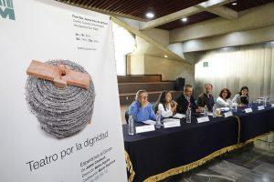 Conferencia- teatro-por-la-dignidad4-UNAMGlobal