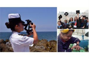 women-paridad-de-género-comunidad-marítima-UNAMGlobal