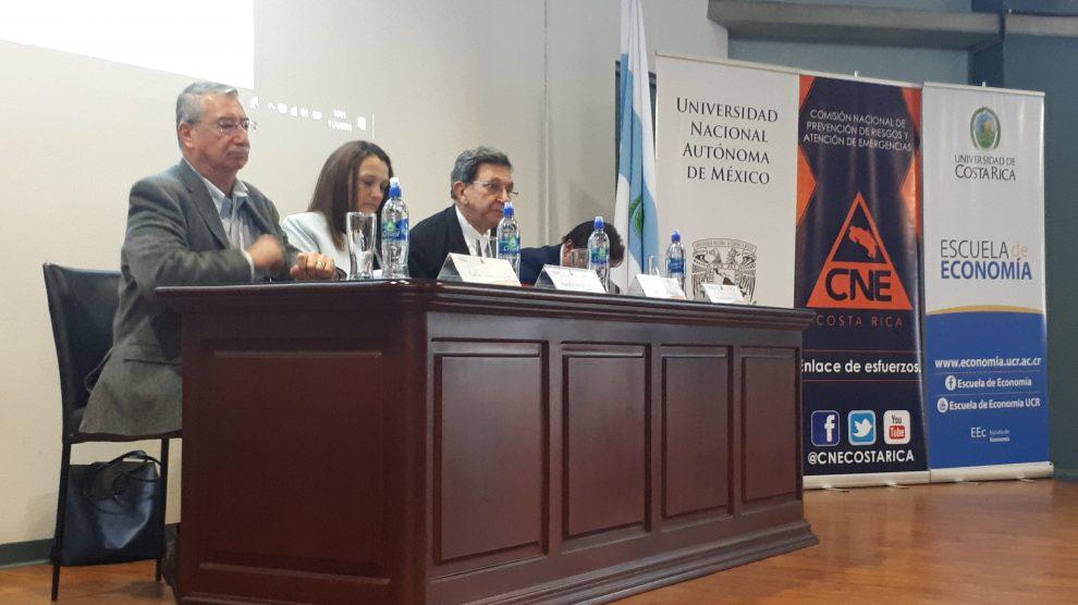 conferencias3-UCR-experiencias-economía-riesgos-UNAMGlobal