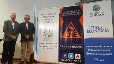 conferencias2-UCR-experiencias-economía-riesgos-UNAMGlobal