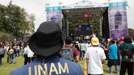 CUescenario14-libertad-música-contra-olvido-UNAMGlobal