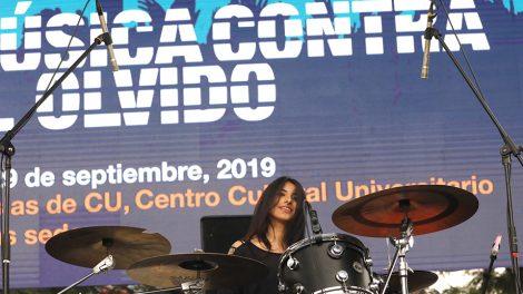 CUescenario40-libertad-música-contra-olvido-UNAMGlobal