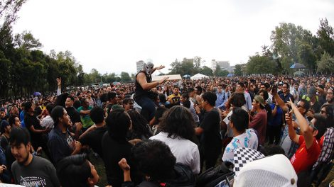 CUescenario30-libertad-música-contra-olvido-UNAMGlobal