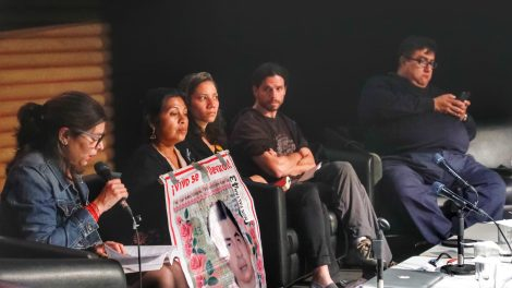 normalistas6-desaparecidos-Ayotzinapa-homenaje-AiWeiwei-UNAMGlobal