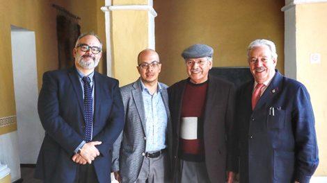 escritora-LuisaValezuela-Premio-CarlosFuentes2019-UNAMGlobal