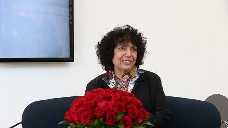 escritora7-LuisaValezuela-Premio-CarlosFuentes2019-UNAMGlobal