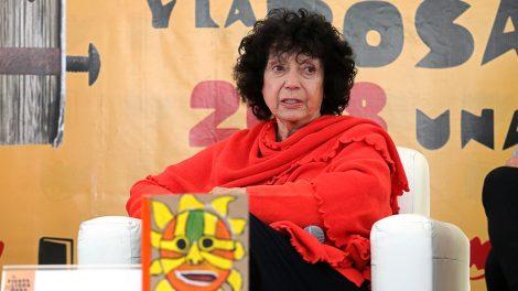 escritora4-LuisaValezuela-Premio-CarlosFuentes2019-UNAMGlobal
