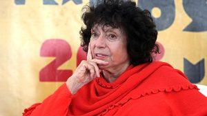 escritora3-LuisaValezuela-Premio-CarlosFuentes2019-UNAMGlobal